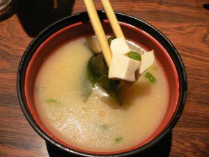 Miso soep