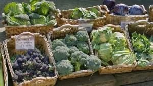 Groene groentes