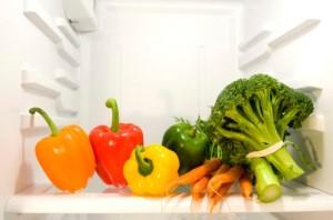 Healthy Food- eye level