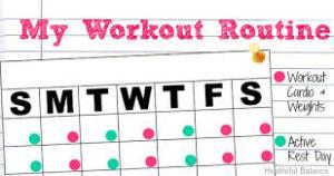 Workout Schema