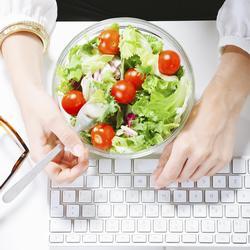 Healthy Lunch- work