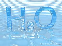H20- water