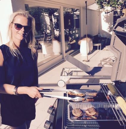 Claire den Uyl- Barbecue