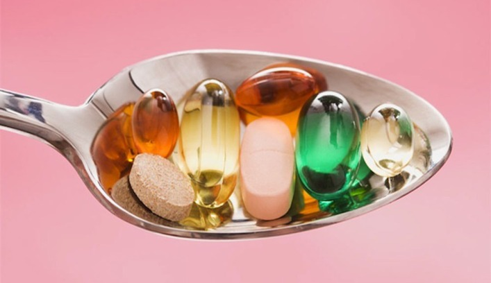 spoon vitamins
