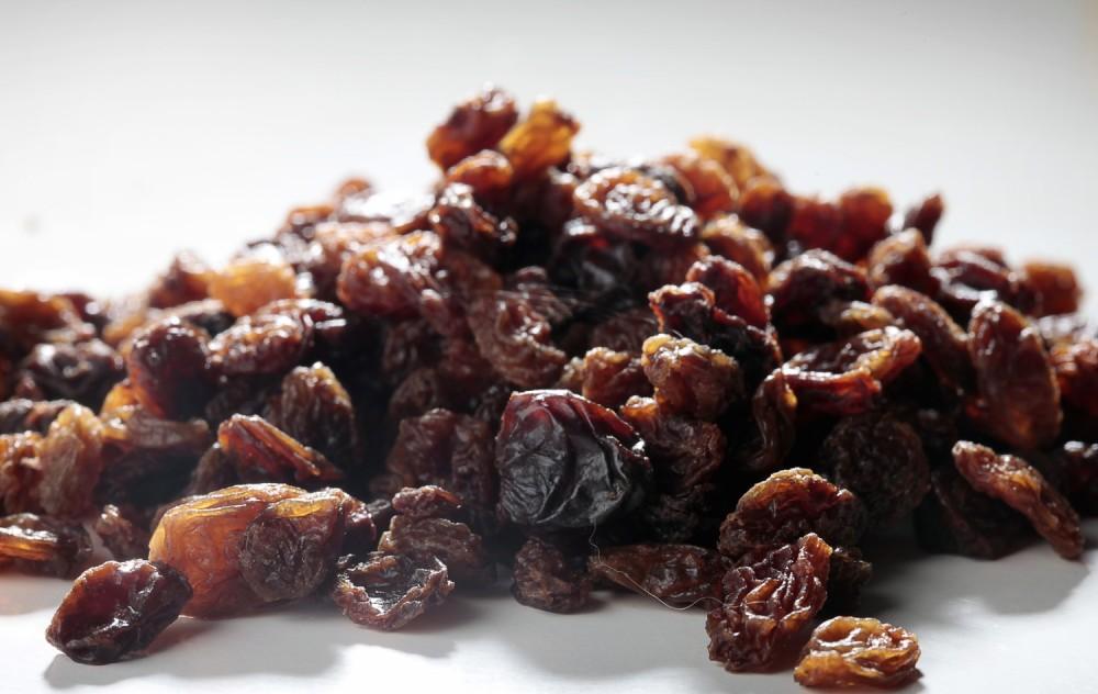 Rozijnen- ijzer