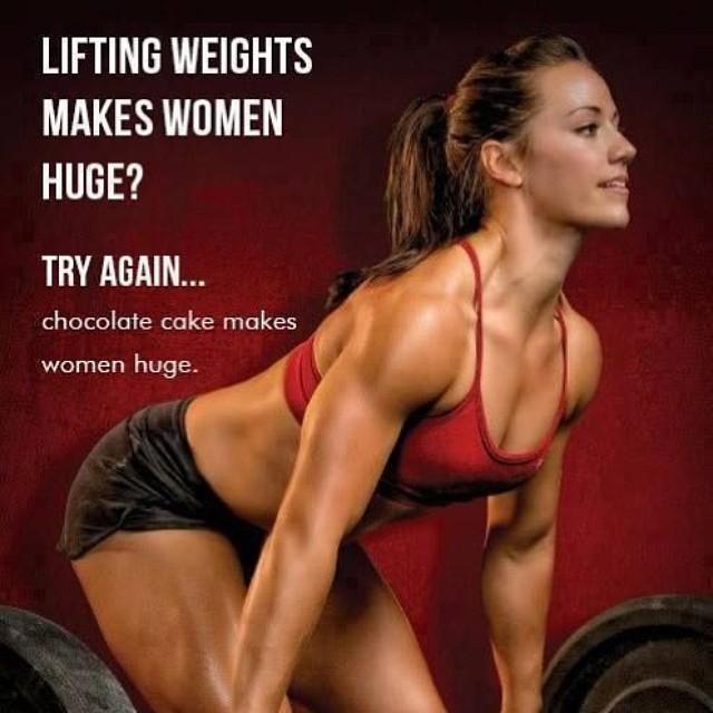 Gewichtheffen afvallen