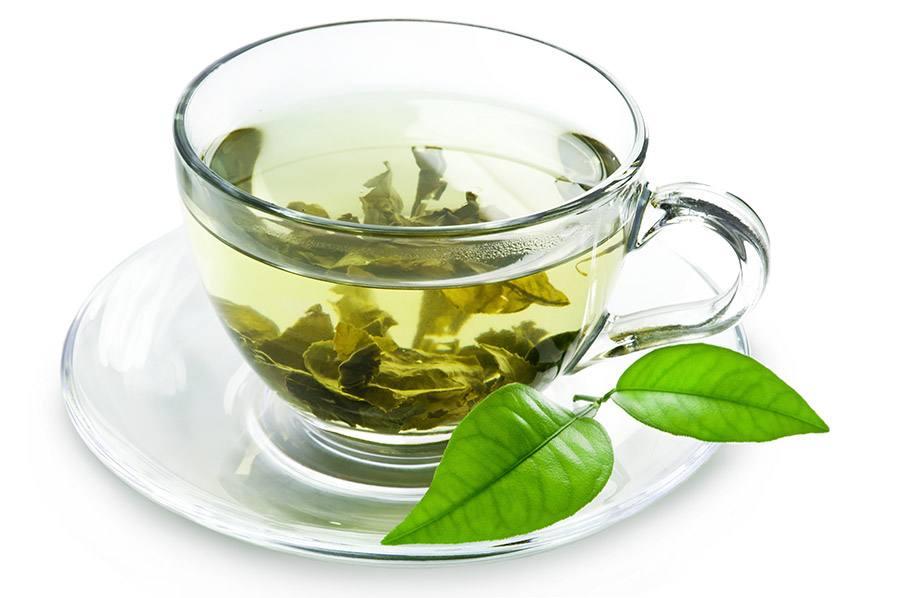 afvallen-met-groene-thee